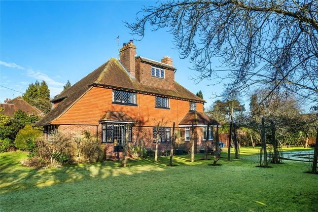 Thumbnail Detached house for sale in High Drive, Woldingham, Caterham, Surrey