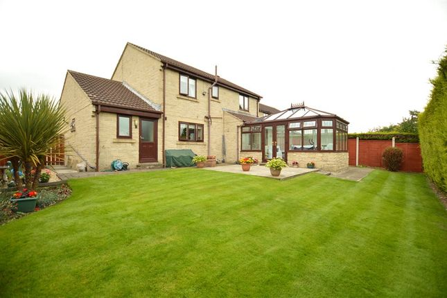 Rear Aspect of Manor Close, Drighlington, Bradford BD11