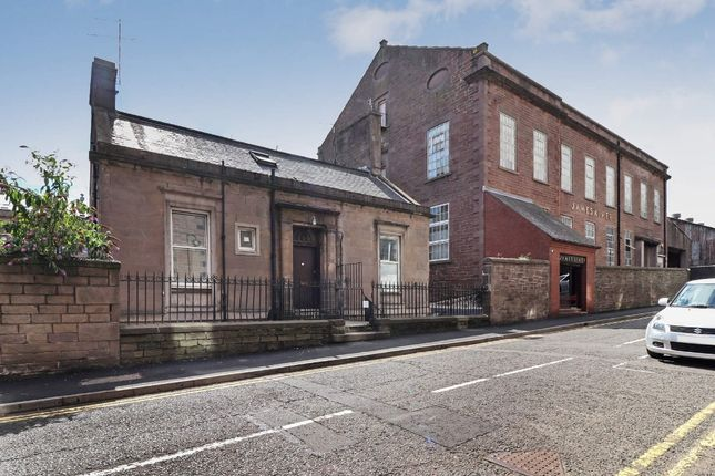 Thumbnail Flat to rent in Milnbank Road, West End, Dundee