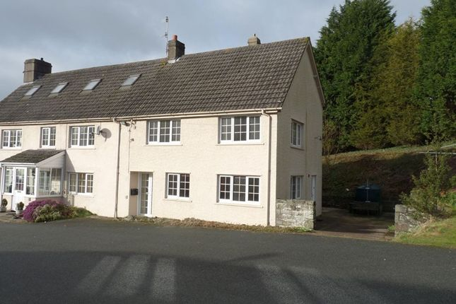 Thumbnail Semi-detached house to rent in Blaenbrynich, Llanddew, Brecon