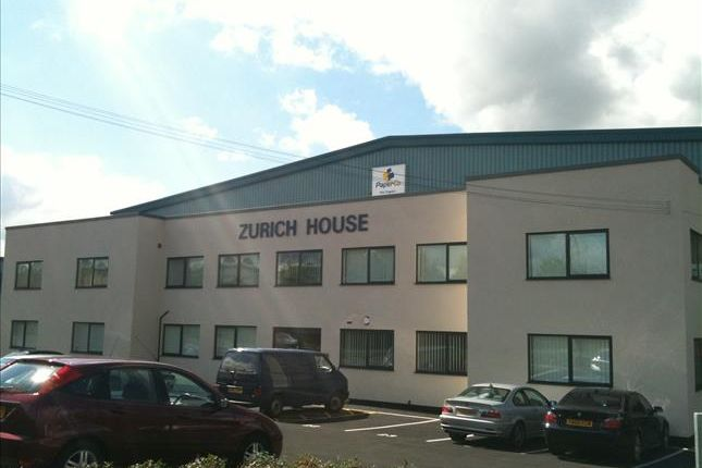 Office to let in Zurich House, Hulley Road, Macclesfield