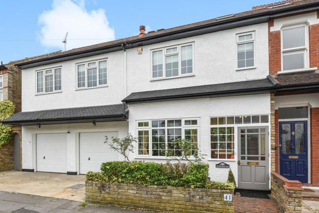 Thumbnail Semi-detached house for sale in Grosvenor Road, West Wickham