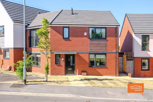 Thumbnail Semi-detached house to rent in Turnstone Road, Walsall