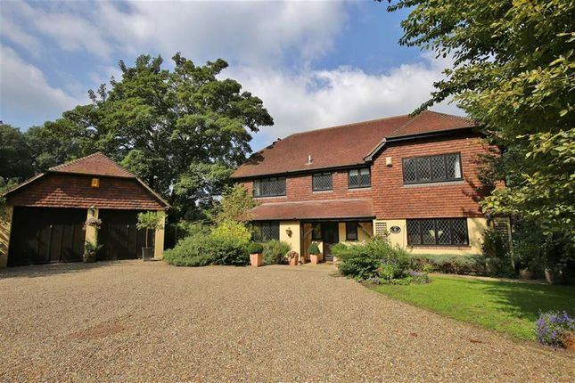 Thumbnail Detached house for sale in Bates Hill, Ightham, Sevenoaks