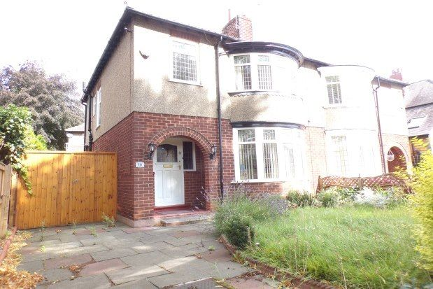 Thumbnail Semi-detached house to rent in Woodvale Road, Darlington