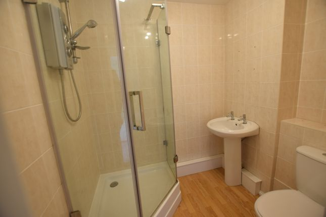 Shower Room of Quebec Close, Eastbourne BN23