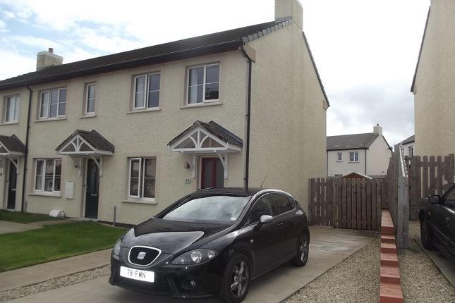 Thumbnail Property to rent in Rental Auldyn Walk, Ramsey, Isle Of Man