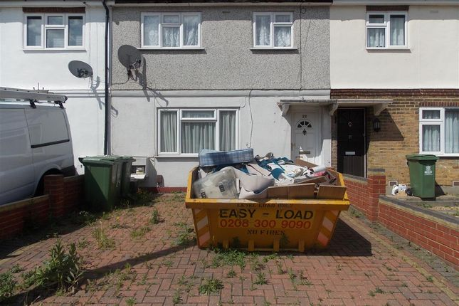Thumbnail Terraced house to rent in Harris Road, Bexleyheath