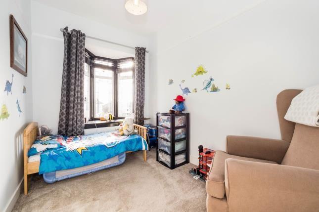 Bedroom of Colvin Gardens, Ilford IG6