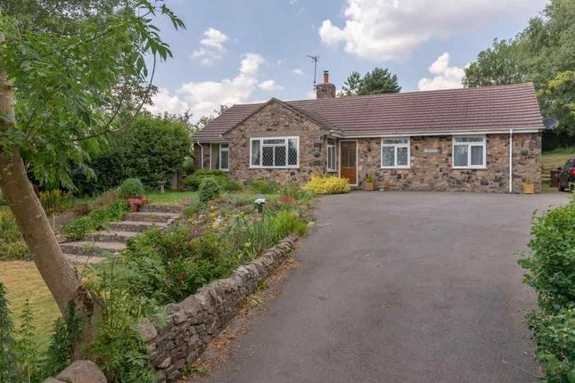 Thumbnail Detached bungalow for sale in Bromley Edge Lane, Winkhill, Leek