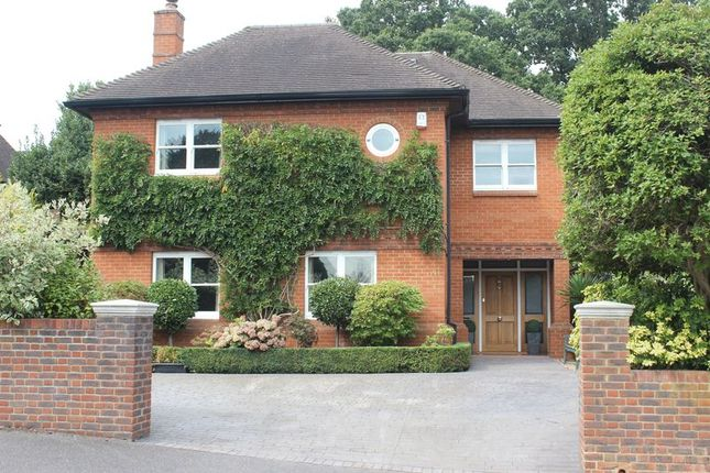 Thumbnail Detached house for sale in Lodge Close, Englefield Green, Egham