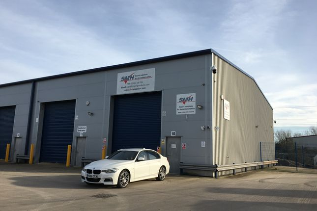 Thumbnail Industrial to let in Units 10 And 11, Wentloog Buildings, Rumney, Cardiff