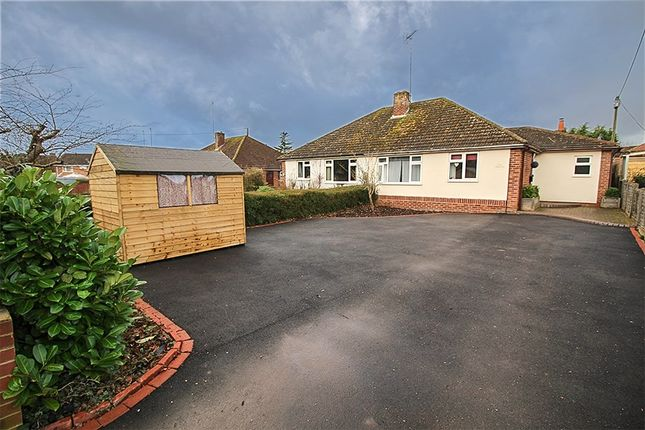 Thumbnail Bungalow for sale in Bloswood Drive, Whitchurch