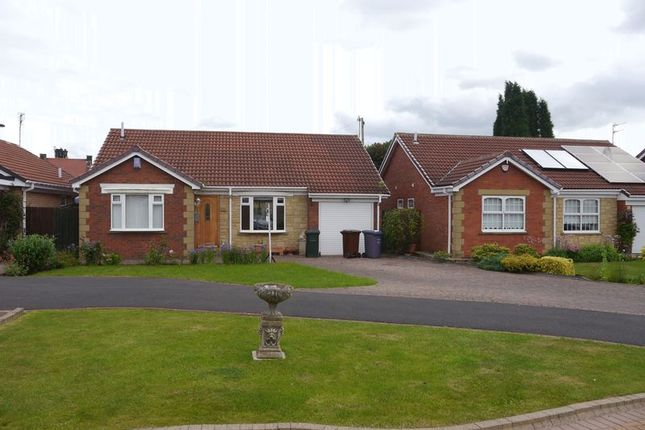 Thumbnail Detached house for sale in West Meadows, Newcastle Upon Tyne