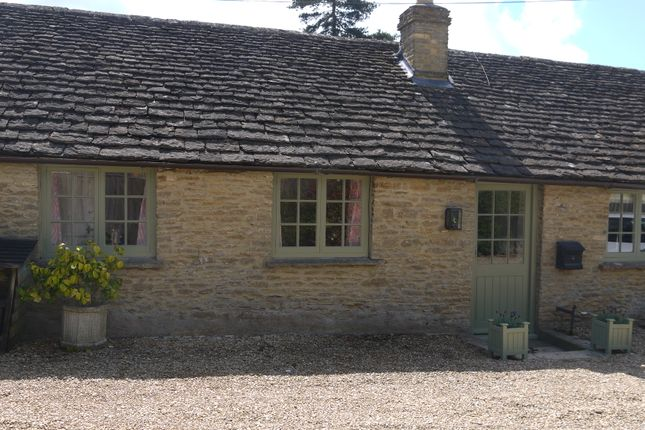 Thumbnail Cottage to rent in Pinkney, Nr Tetbury Gloucestershire