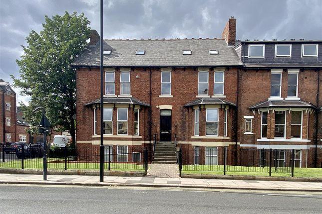 Thumbnail Block of flats for sale in Osborne Road, Jesmond, Newcastle Upon Tyne