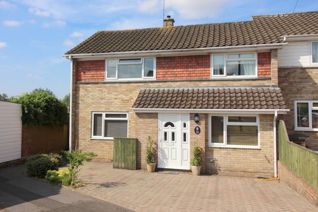 3 bed semi-detached house to rent in Covey Way, Alresford, Hampshire SO24