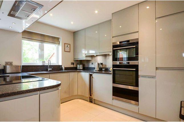 Kitchen of Hunters Lane, Leavesden, Watford WD25