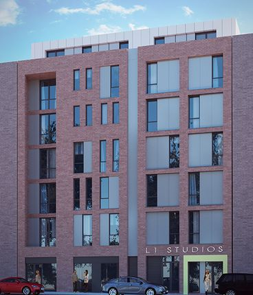 1 bedroom flat for sale in Liverpool Student Investment Studios, Fleet Street, Liverpool
