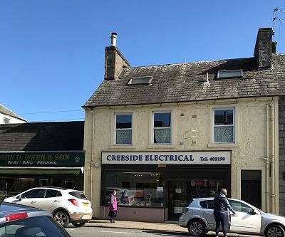 Thumbnail Retail premises for sale in 43-45 Victoria Street, Newton Stewart