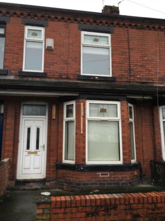 Thumbnail Shared accommodation to rent in Chandos Grove, Salford