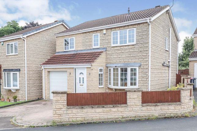 4 bed detached house for sale in Hillcrest Drive, South Anston, Sheffield S25