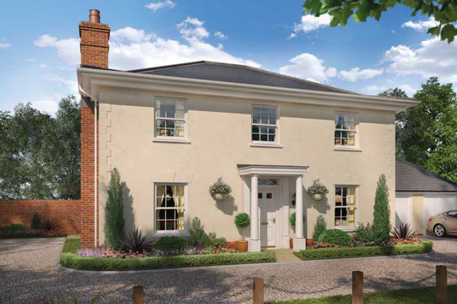 Thumbnail Detached house for sale in The Rosery, Oakley Park, Mulbarton, Norfolk