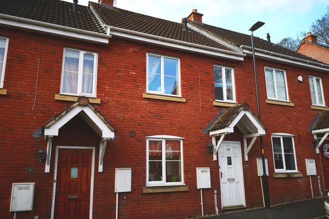 Thumbnail Terraced house to rent in Bigstone Meadow, Tutshill, Chepstow