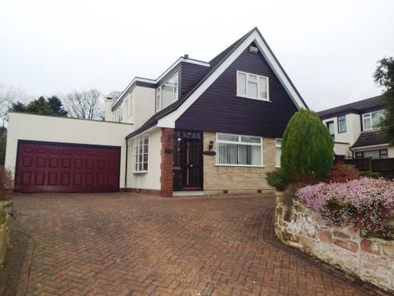 Thumbnail Detached house for sale in Knowsley Road, Cressington Park, Liverpool, Merseyside