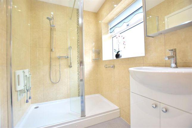 Shower Room of Burnt House Close, Wainscott, Rochester, Kent ME3