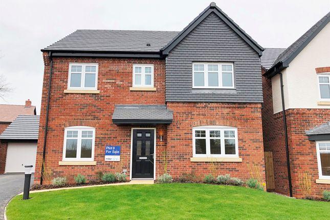 Thumbnail Detached house for sale in Hackwood Park, Mickleover, Derby