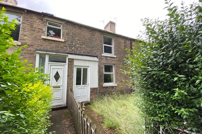 Thumbnail Terraced house to rent in Allen Terrace, Crawcrook, Ryton