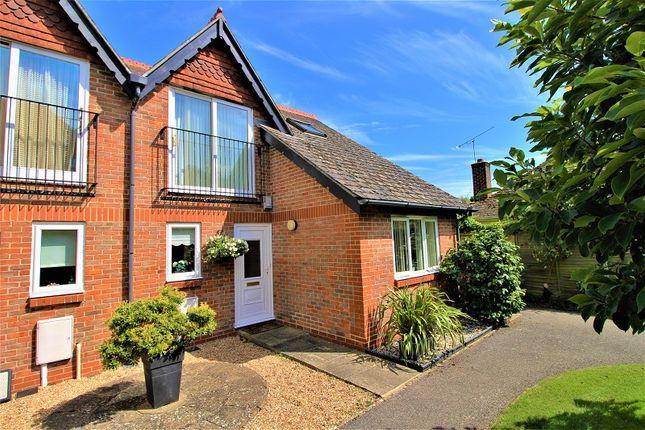 Thumbnail End terrace house for sale in The Street, East Preston, Littlehampton, West Sussex.