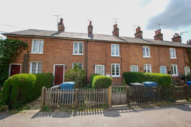 2 bed terraced house for sale in Albion Place, Hartley Wintney, Hook RG27