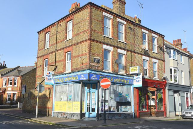 Thumbnail Commercial property for sale in York Street, Broadstairs
