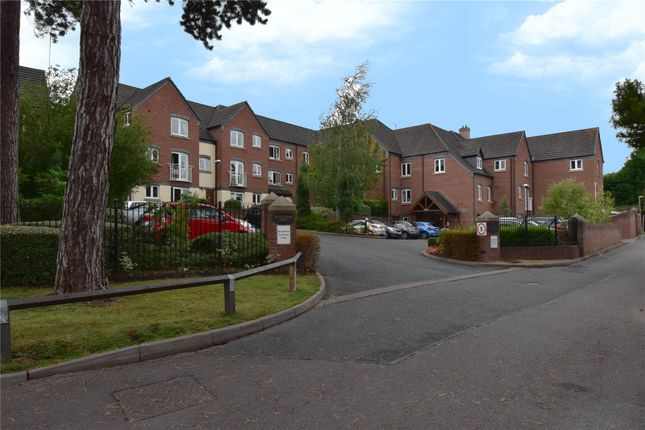 Thumbnail Flat for sale in Whittingham Court, Tower Hill, Droitwich, Worcestershire
