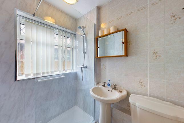 Bathroom of East Bank Ride, Forsbrook, Stoke On Trent ST11