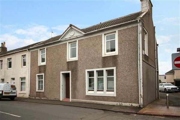 Thumbnail Terraced house for sale in Kirk Street, Stonehouse, Larkhall
