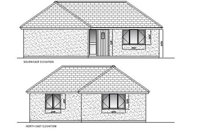Thumbnail Detached bungalow for sale in Lambrook Way, Taunton