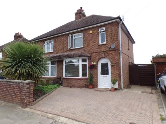 Thumbnail Semi-detached house for sale in Highbury Grove, Clapham, Bedford, Bedfordshire