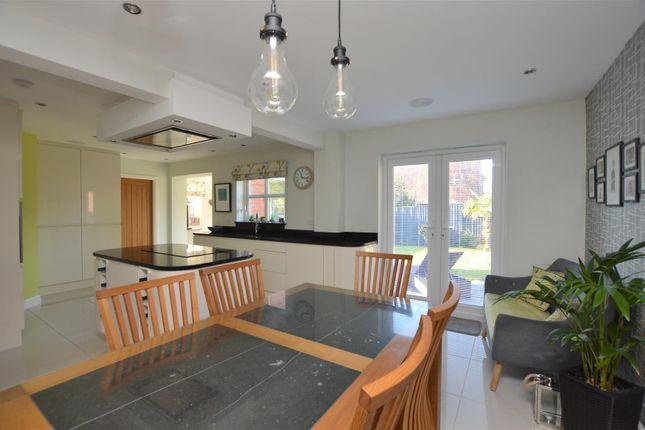 Dining Area of Haslam Place, Nr Holbrook, Belper, Derbyshire DE56