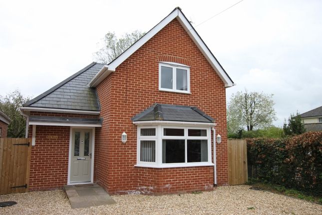 Thumbnail Detached house for sale in Longparish, Andover, Hampshire