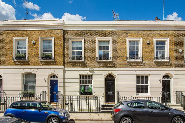Thumbnail Terraced house for sale in Graham Terrace, Belgravia