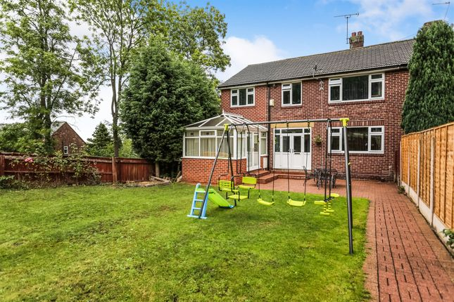 Thumbnail Semi-detached house for sale in Moorgate Road, Whiston, Rotherham