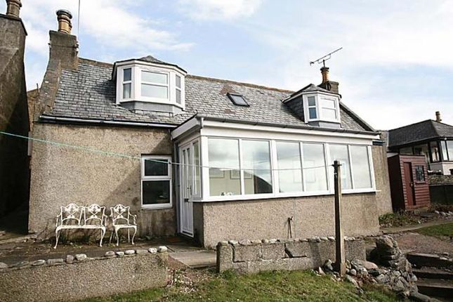 Thumbnail Cottage to rent in The Cliff, Collieston