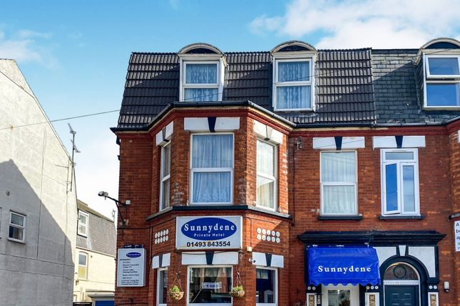Thumbnail Hotel/guest house for sale in North Denes Road, Great Yarmouth