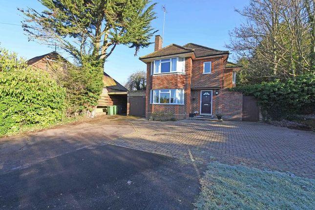 Thumbnail Detached house for sale in Eastrop Lane, Basingstoke