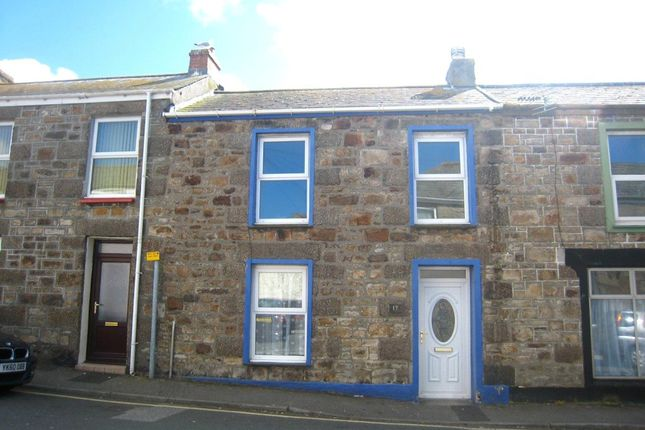 Thumbnail Terraced house for sale in Moor Street, Camborne, Cornwall