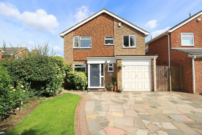 Thumbnail Detached house for sale in Rosewood Close, Sidcup