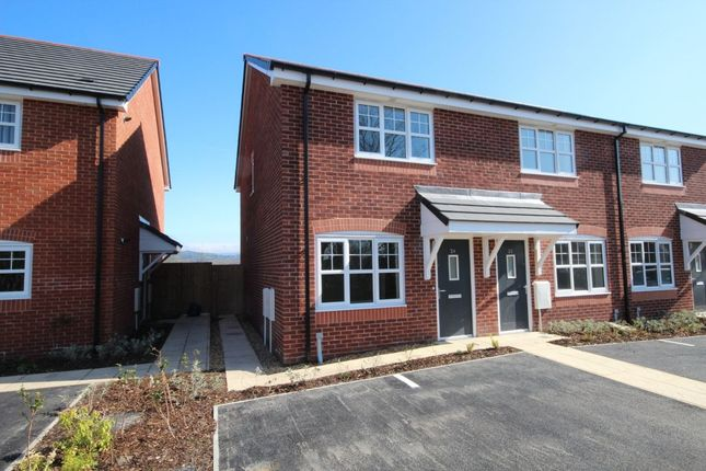2 bed semi-detached house for sale in Lapwing Close, Claughton-On-Brock, Preston